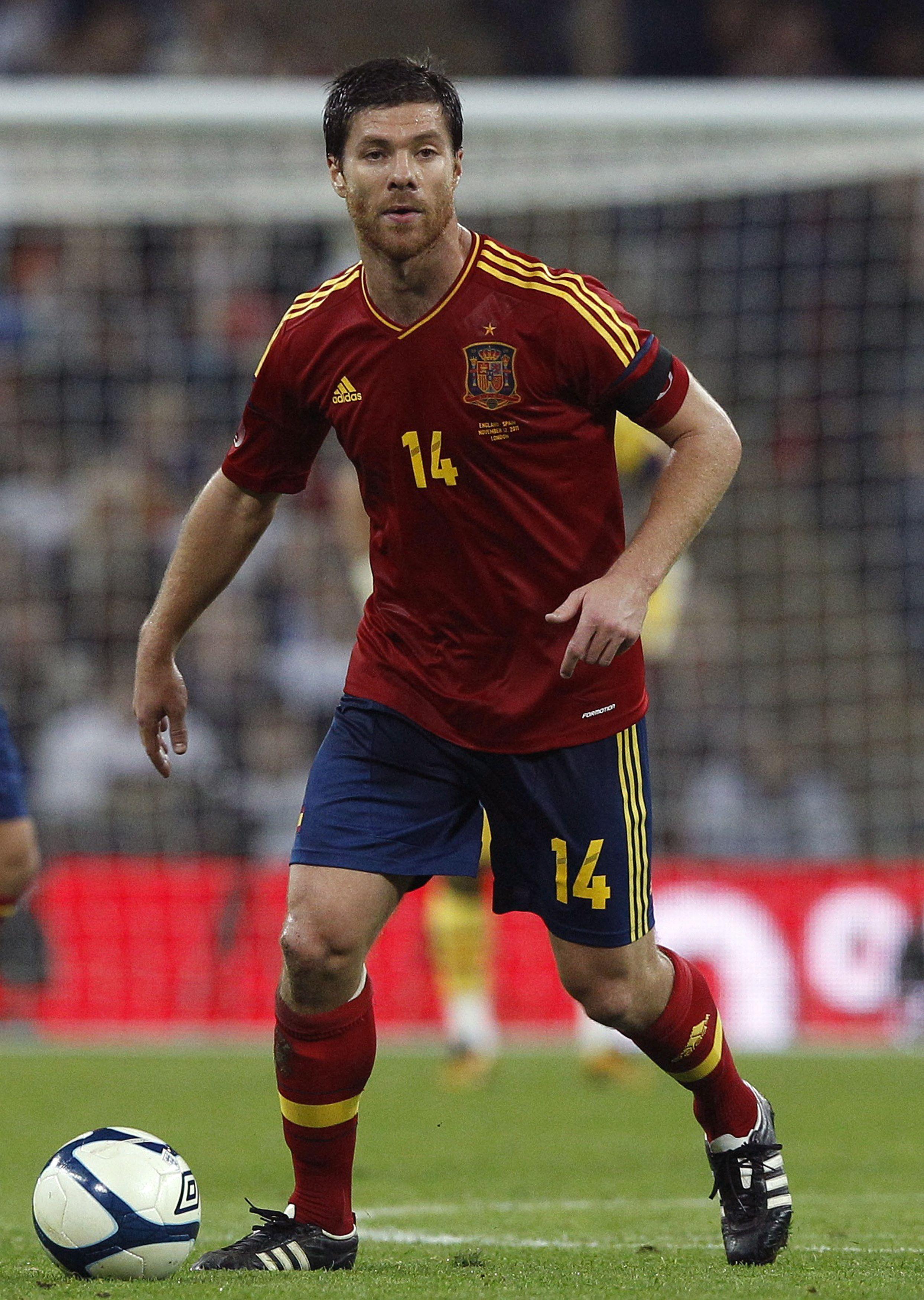 Xabi Alonso Futbol Pinterest