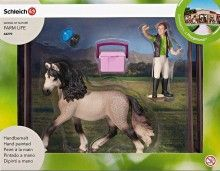Horse Care Set Andalusian Paardenverzorging Andalusier Paarden