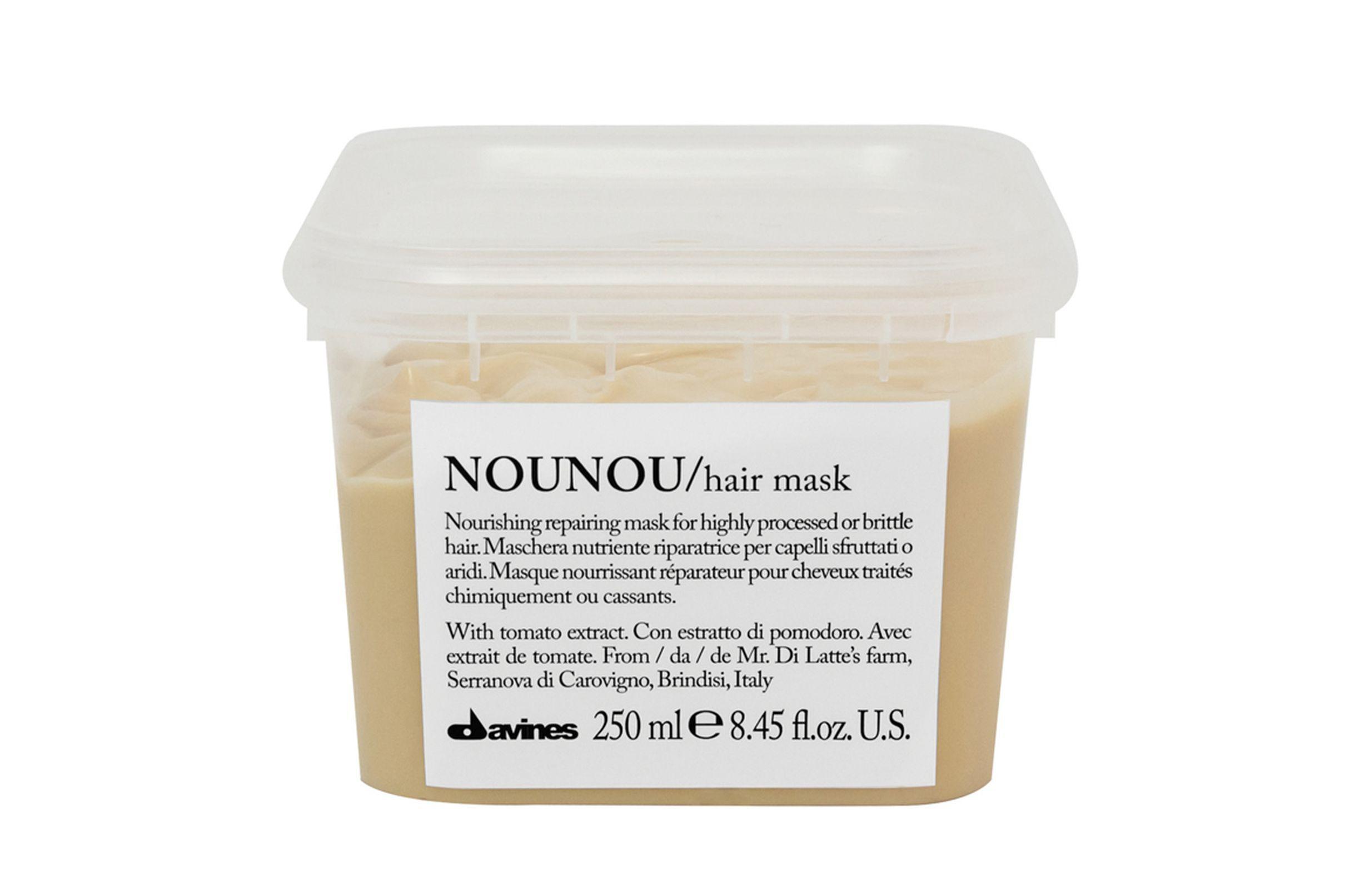 Davines Nounou Repairing Mask Is Like a Fancy Salon Treatment in a Jar - Racked
