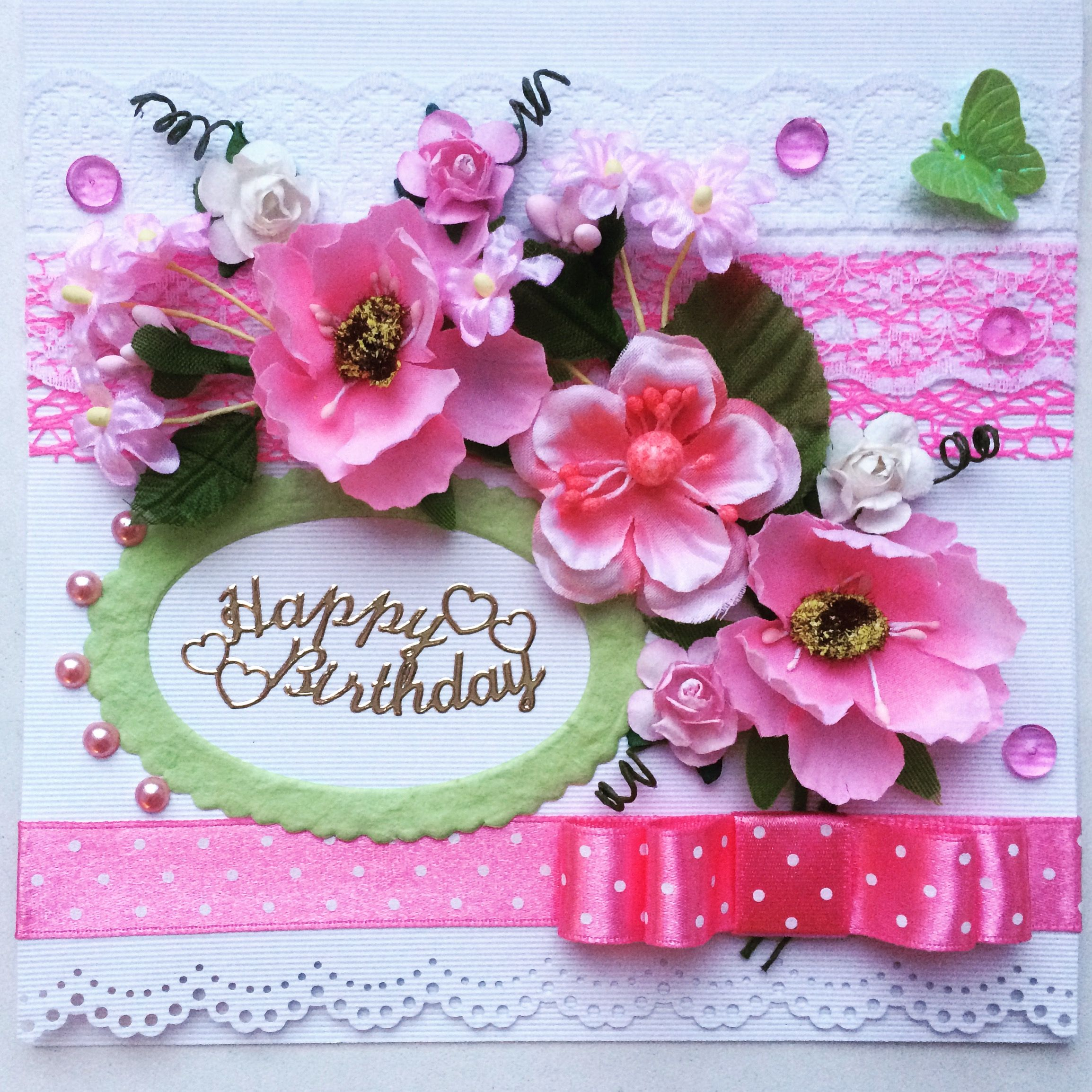 Pin By Tatyana Souche On Happy Birthday Cards Pinterest