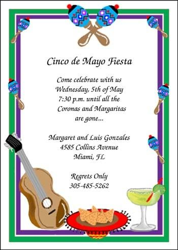 Find Popular Margarita Nights Cinco De Mayo Mexican Party