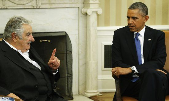 Uruguay President Tells Obama U.S. Needs to Stop Smoking and Learn Spanish