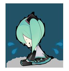 80 Hatsune Miku Emoticons Free Download Hatsune Miku Miku Hatsune Vocaloid Miku
