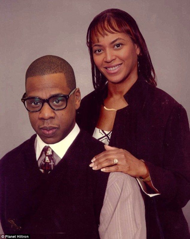 The cool: Jay-Z and Beyoncé have lost their edge as they have been transformed into a nerdy married couple.