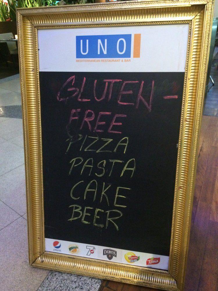 Uno Mediterranean Restaurant & Bar - Praha, Czech Republic