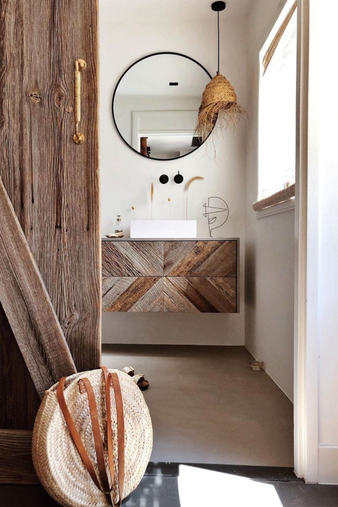36++ Salle de bain sur plancher bois ancien ideas in 2021