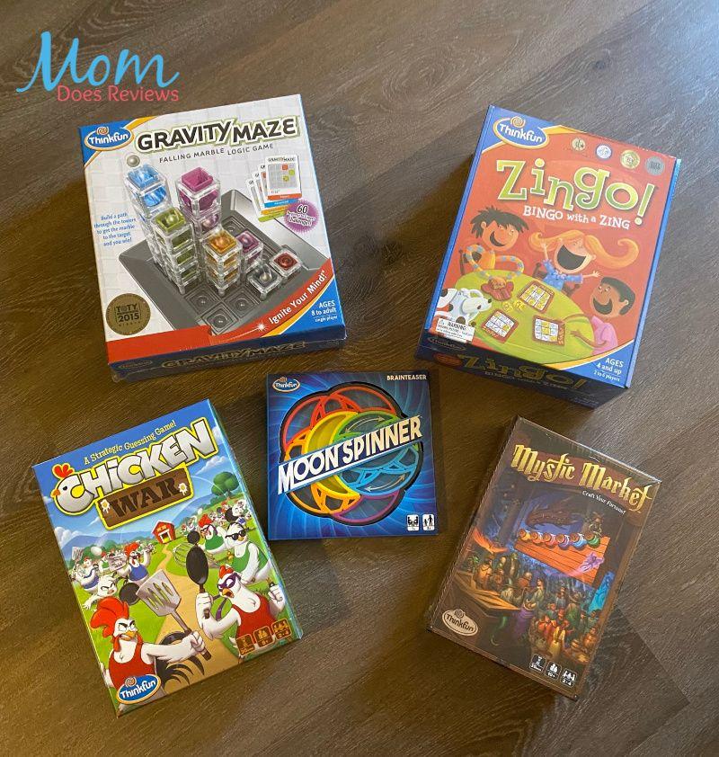 Fantastischer Spaß zum Vatertag von ThinkFun Games #SuperDadGifts
