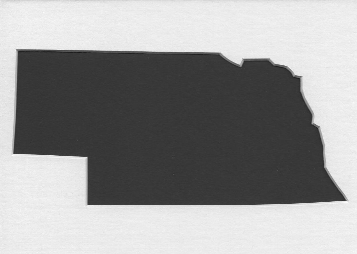 5x7 8x10 Pack of 3 West Virginia Stencils Made from 4 Ply Mat Board 11x14
