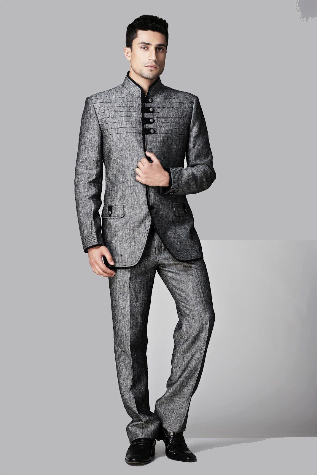 Designer Three Piece Suit | Coat Pant | Stuff to Try in ...