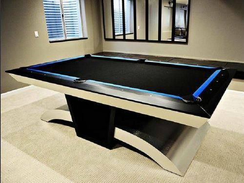 Best Futuristic Pool Tables1 Pool Tables Idea Custom Pool Tables Pool Table Modern Pool Table
