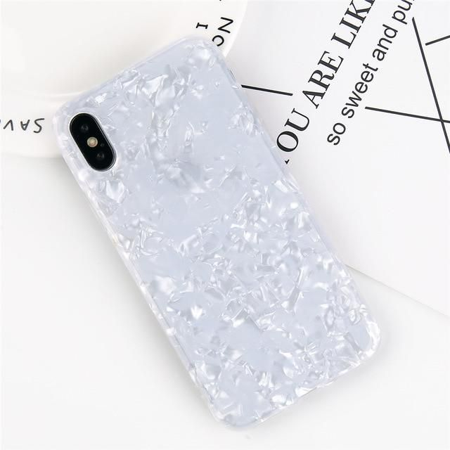 Glitter Phone Case For iPhone 7 8 XR XS Max 7 6 6S Plus