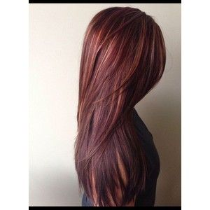 Magenta Toned Red Ombre