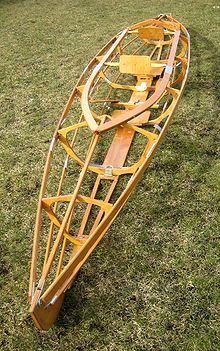 Folding Kayak Wooden Kayak Kayaking Wood Kayak