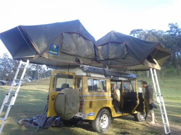 Howling Moon Roof Tent Uk