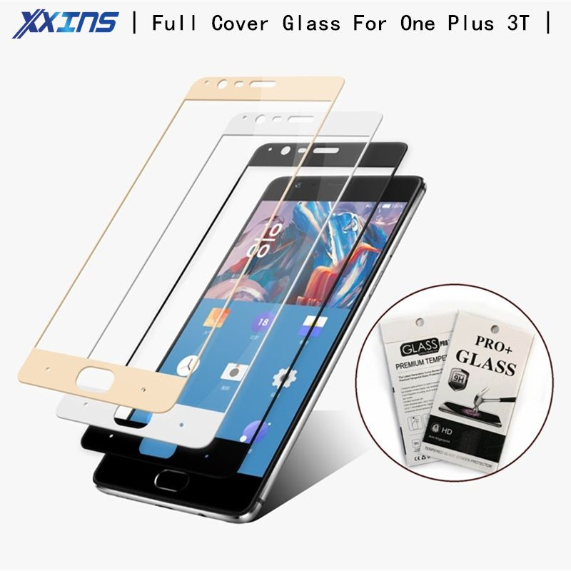 Click To Buy Xxins Full Cover Screen Tempered Glass For One Plus 3t Mobile Phone Screen Protector Ant T Mobile Phones Phone Screen Protector Mobile Phone