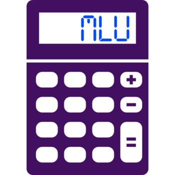 MLU Calculator as a Google Sheet Pinterest Calculator, Language - google spreadsheet calculate