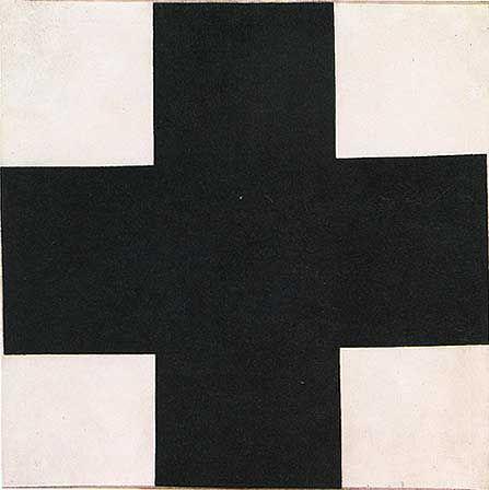 Black Cross - Kazimir Malevich