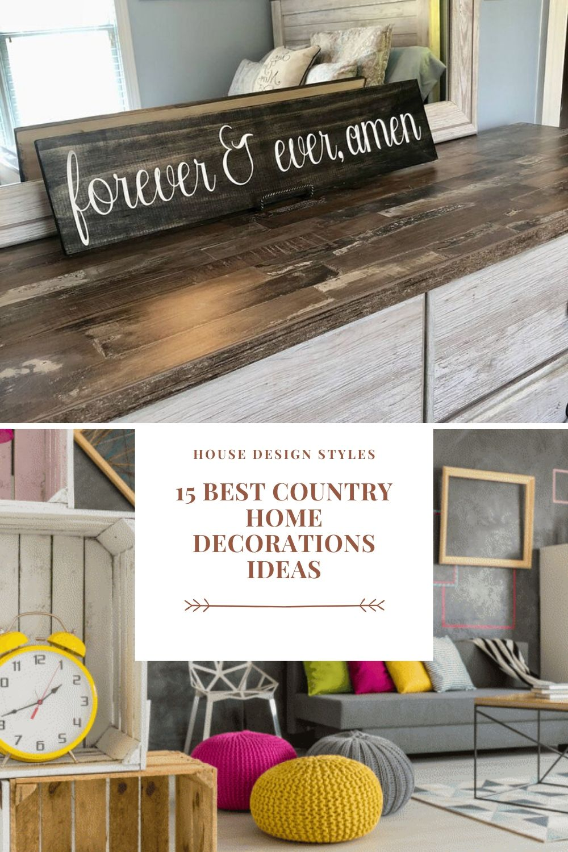 Country Home Decor Ideas  #countryhome #countryhomeideas