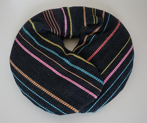 Tour de cou chauffant couture pour la maison sewing sewing projects et diy - Couture pour la maison ...