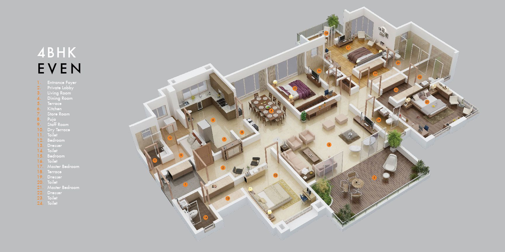 Modern 3d House Plans Floor Plans Pinterest Modern