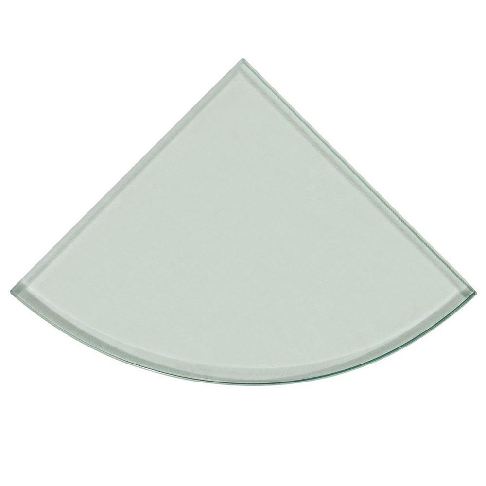 Tempered Glass Corner Shower Shelf Floor Decor Glass Corner Shower Glass Shower Shelves Shower Shelves