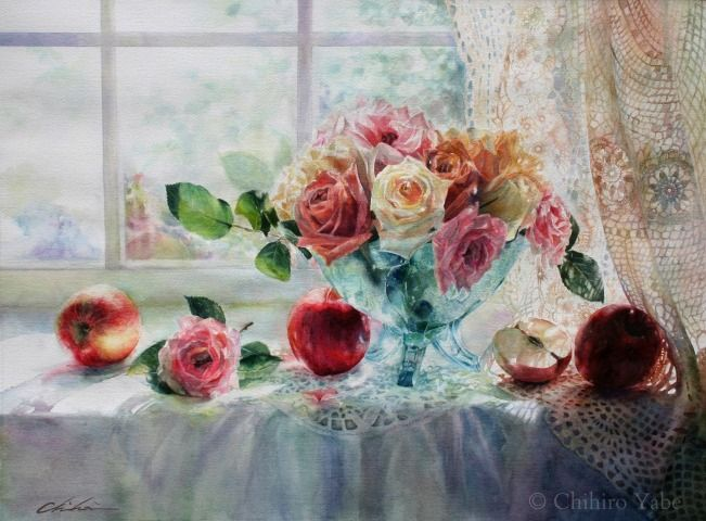Autumn Light The Watercolor West International Exhibition 2014