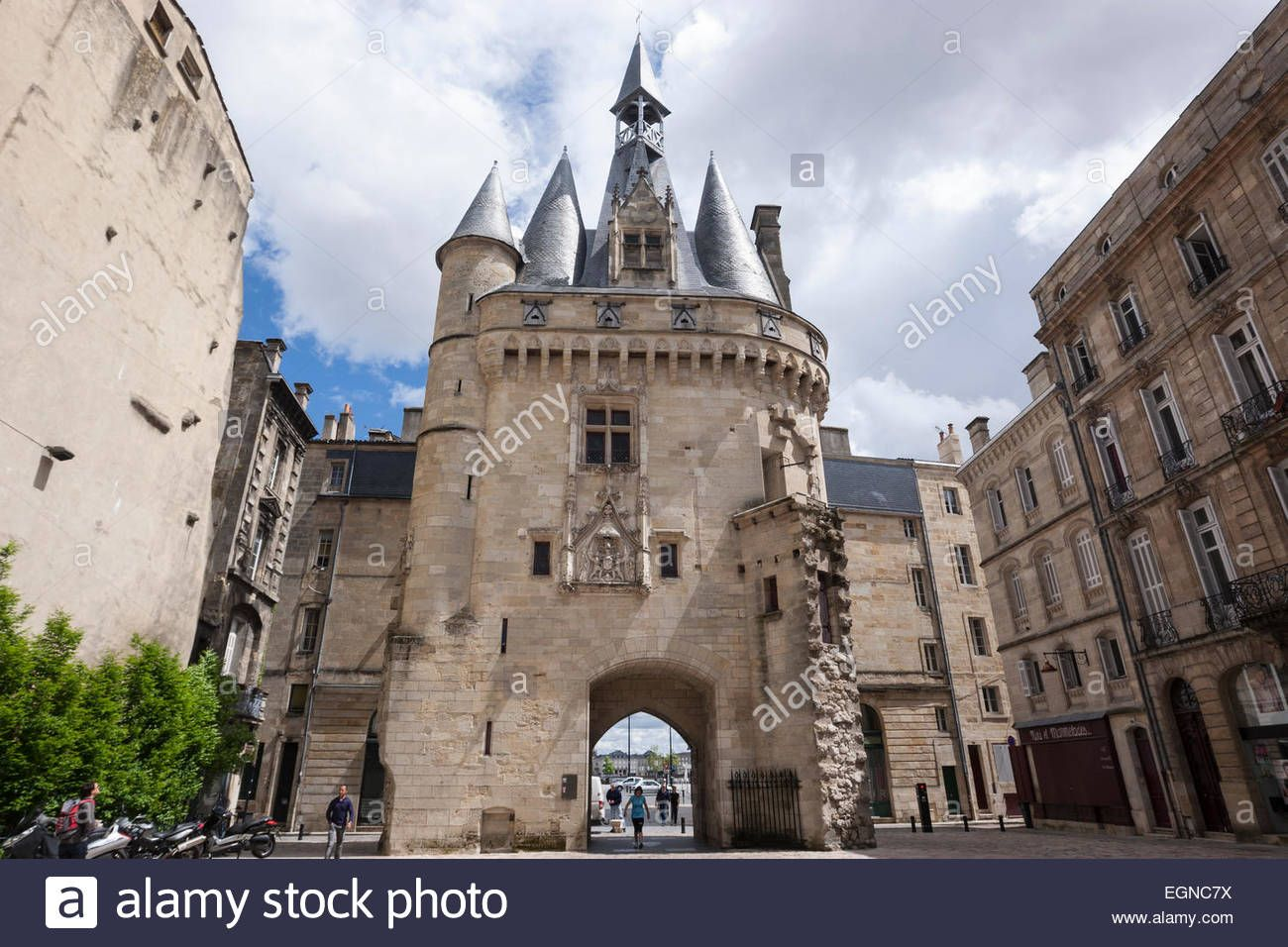 Image result for bordeaux medieval archway