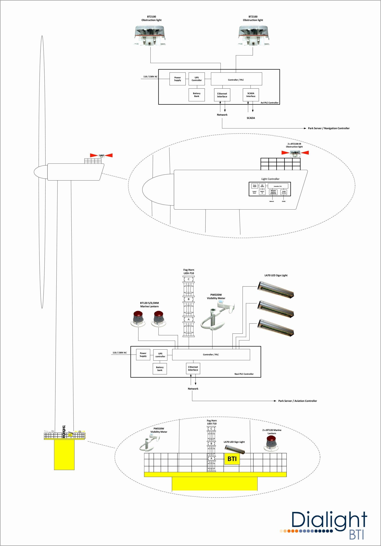 4 Gang Switch Wiring Diagram