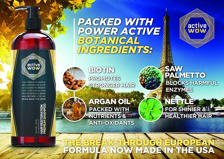 art naturals organic argan oil hair loss shampoo amazon