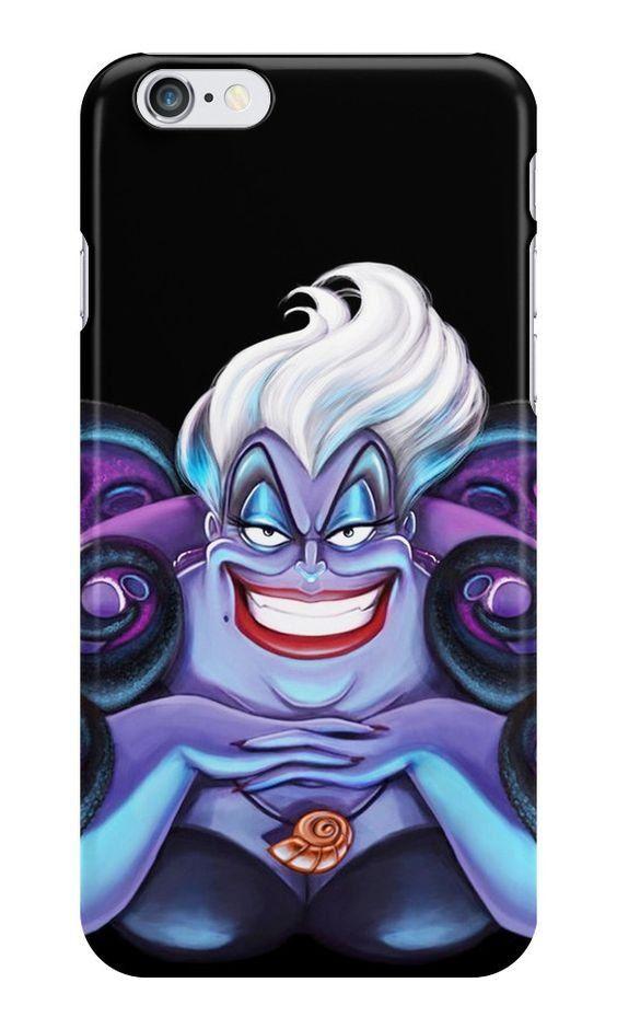 disney villain ursula Sea Witch 2 iphone case