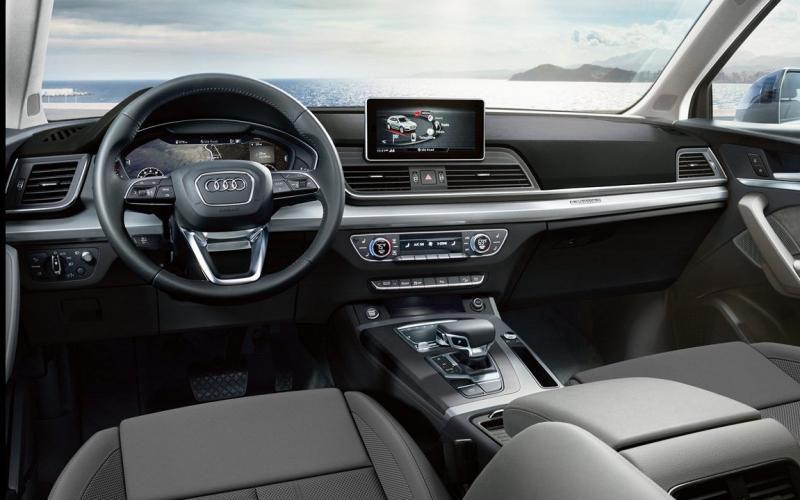 Audi Q5 2018 Https Www Suvdrive Com Audi Q5 Audi Q5 Prestige Quattro 2018 Audi Q5 Audi Interior Audi