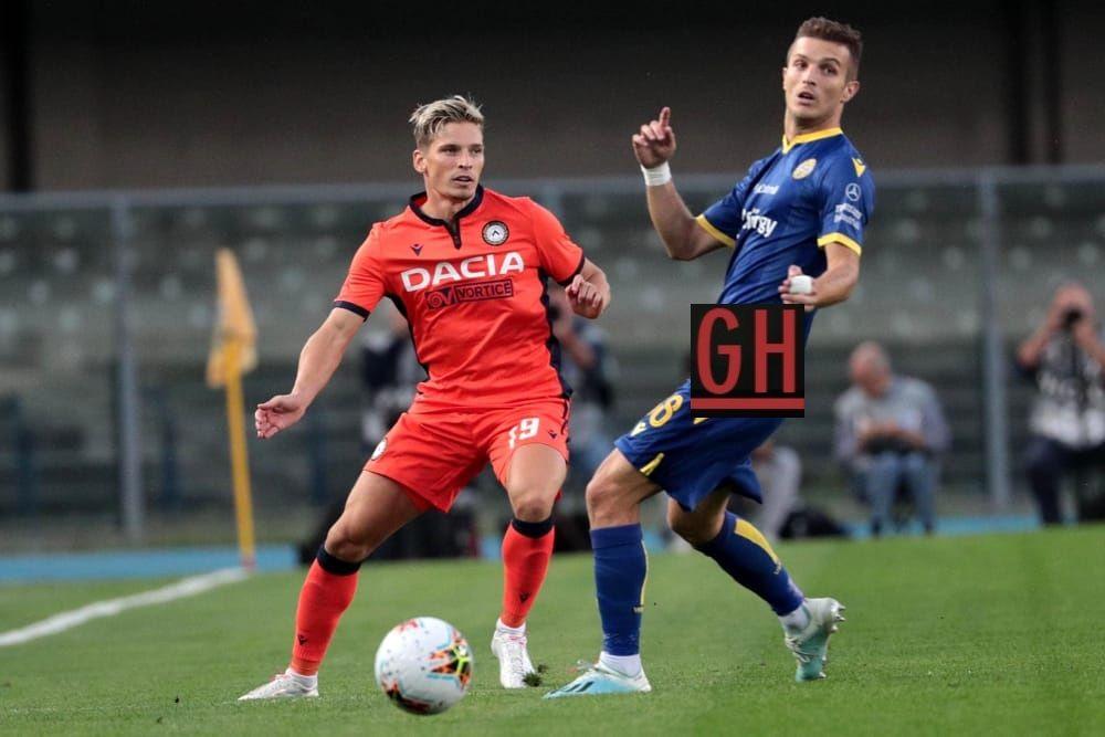 Hellas Verona 0 0 Udinese Soccer Highlights Videos Soccer