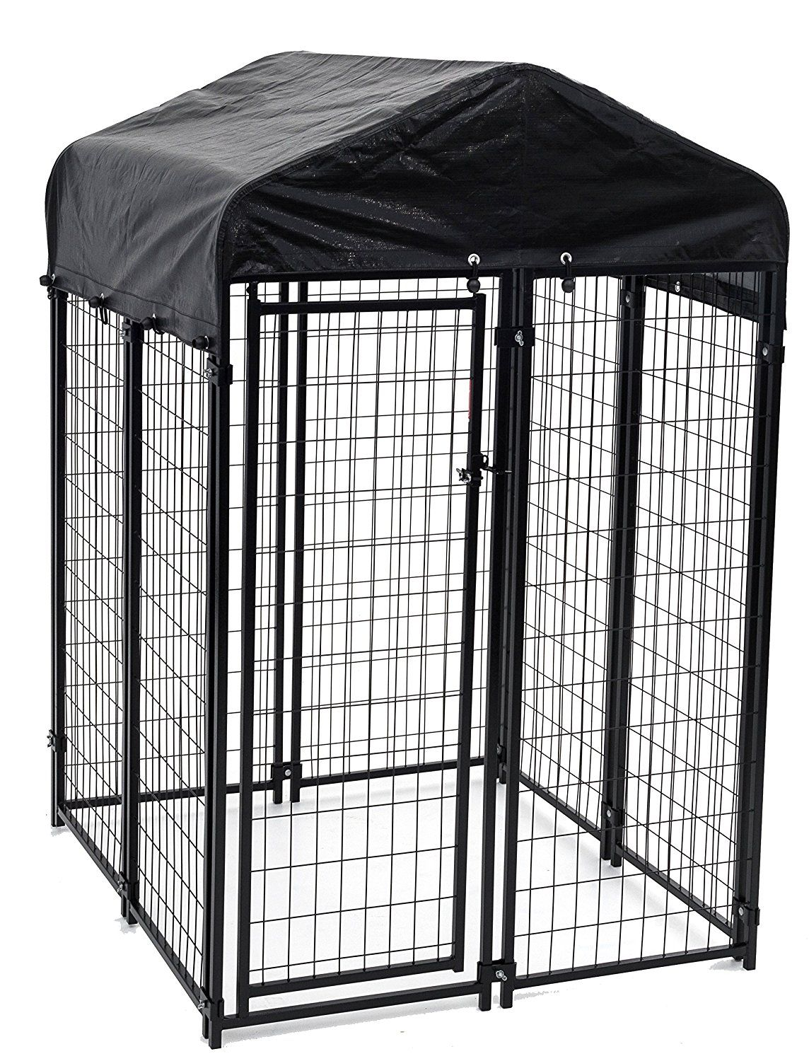 Lucky Dog Uptown Welded Wire Kennel *** Startling review