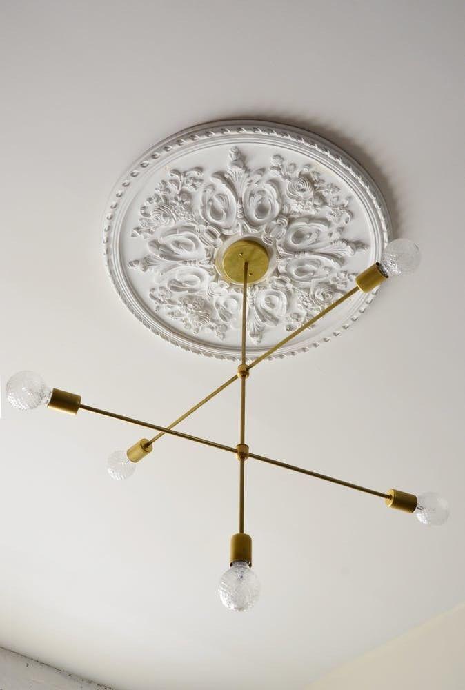 12 Unique Creative Ideas For Ceiling Medallions Ceiling