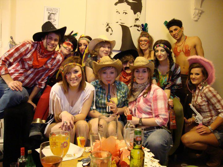 Fancy Dress Diy Cowboys And Indians Fancy Dress Diy Group Fancy Dress Fancy Dress
