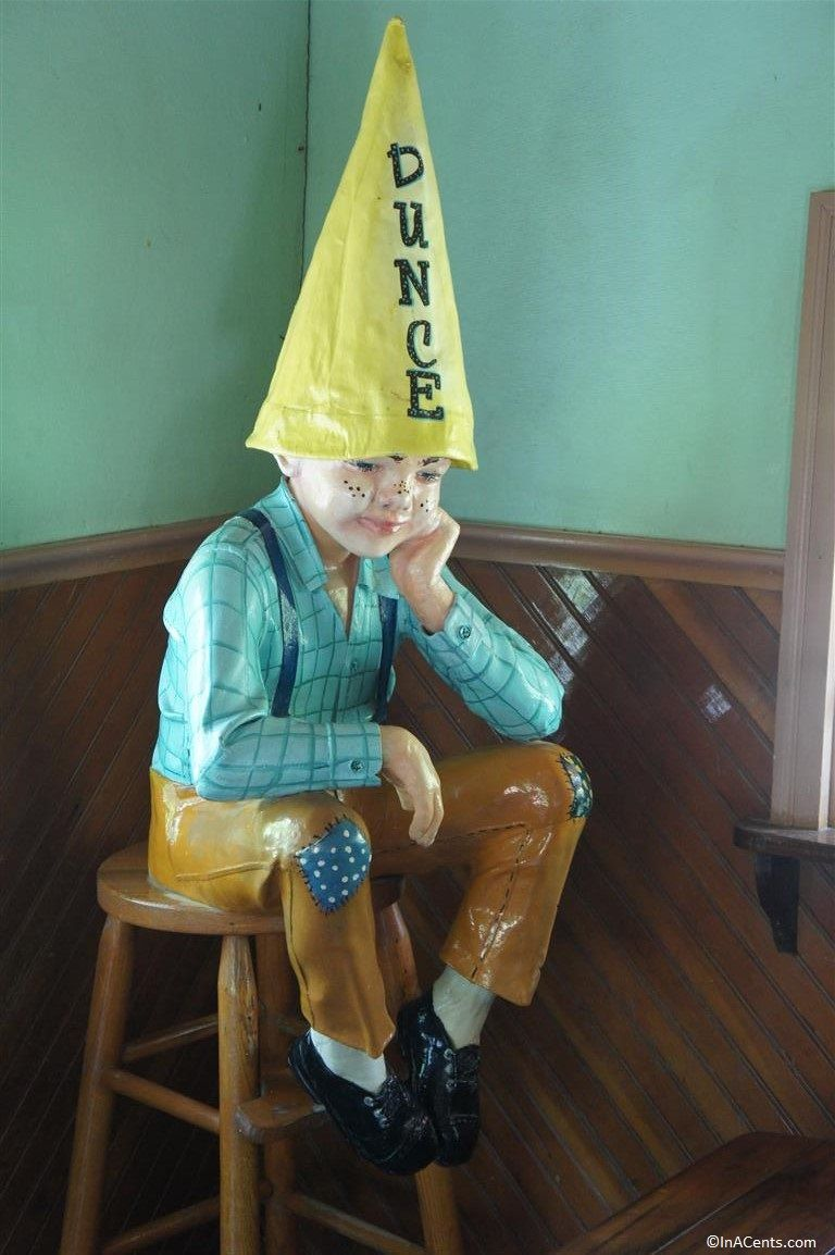 dunce at story book forest, idlewild park | So come with us, on a ...