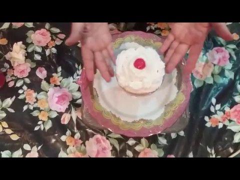 نزولا على رغباتكم كريم شانتيه بدون جيلاتين تجهيزات رمضان Youtube Desserts Sweets Birthday Cake