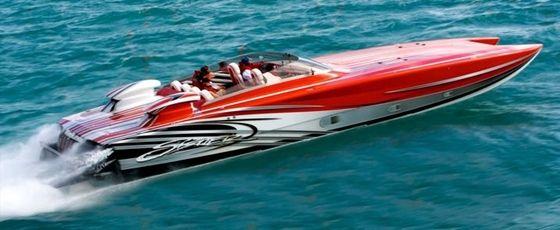 fastest boat | Go-Fast Boat Concierge Service Knows No
