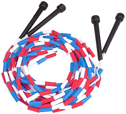 Ausdauertraining Masjr10 Jump Rope Plastic 10 Sections On