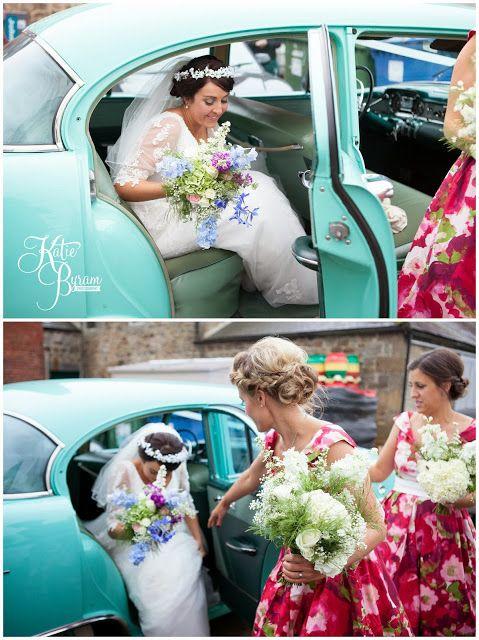 Valley Retro American Car Hire Weddings Unusual North East