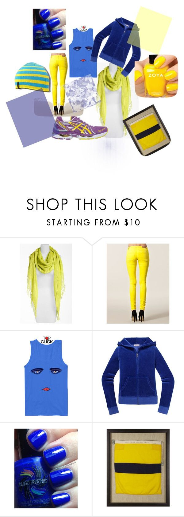 """""""primrose & blue"""" by gilliewill ❤ liked on Polyvore featuring Nordstrom, Equipment, Sally&Circle, Juicy Couture, Zoya and Quiksilver"""