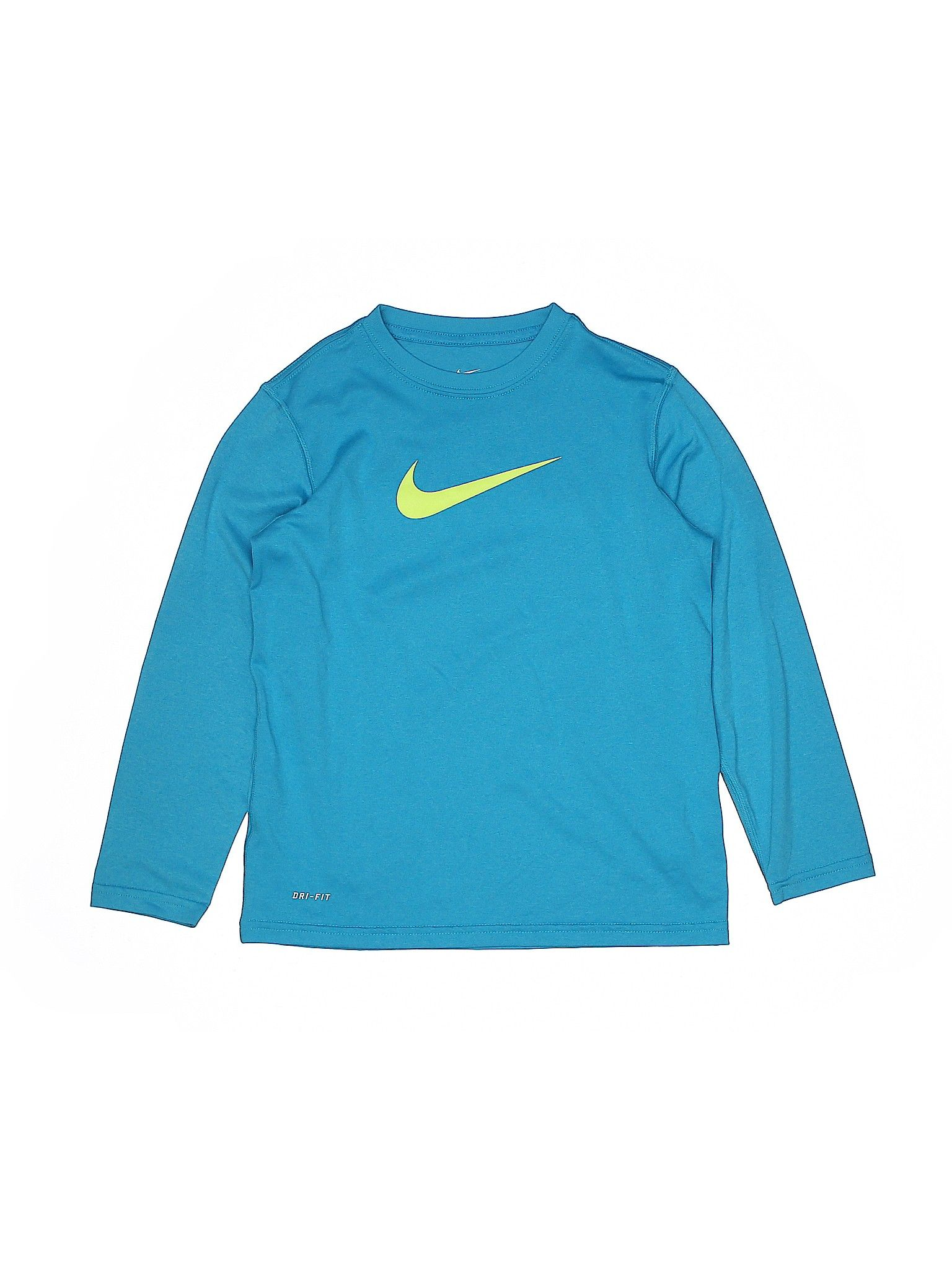 Boys Nike Size Small Long Sleeved T's