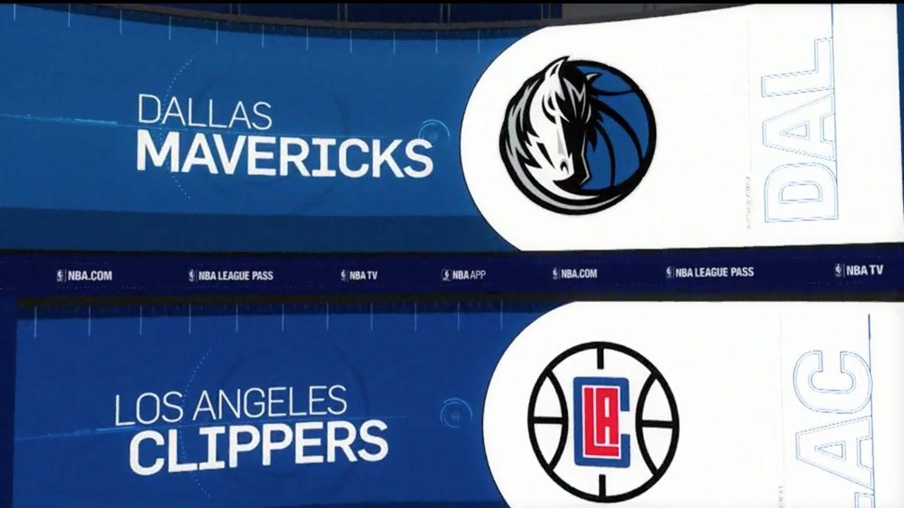 Dallas Mavericks Vs La Clippers Highlights Apr 05 17 Nba Season 2016 Dallas Mavericks Nba Season Los Angeles Clippers