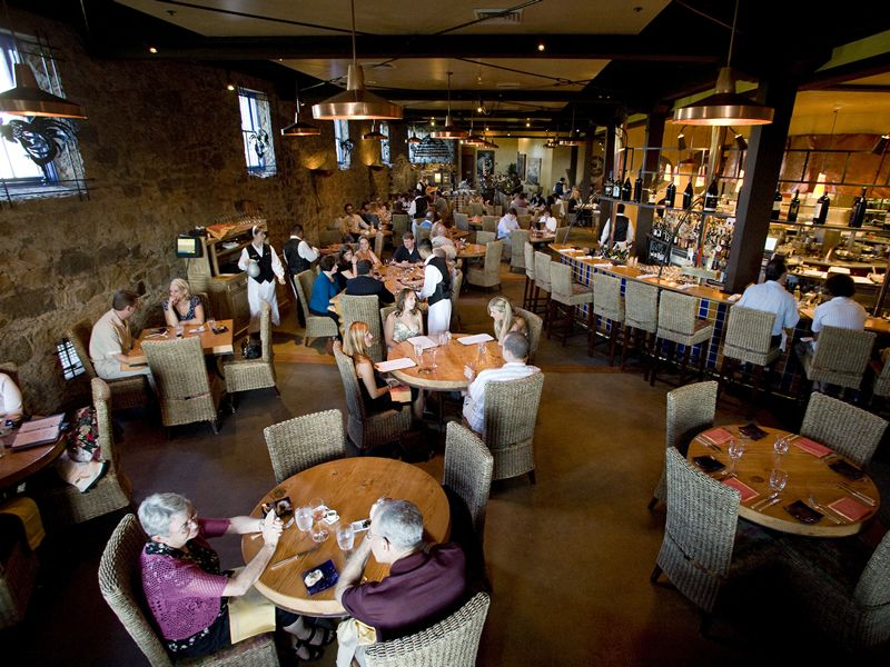 Wine Spectator Greystone Restaurant In St Helena Ca At The Culinary Insute Of America