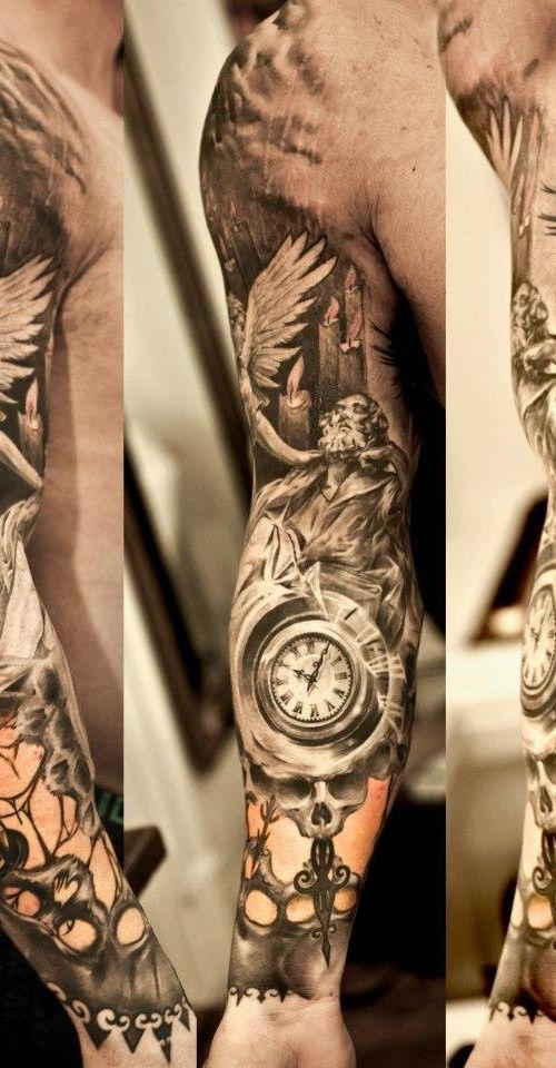 related image skulls pinterest tattoo and tattos. Black Bedroom Furniture Sets. Home Design Ideas