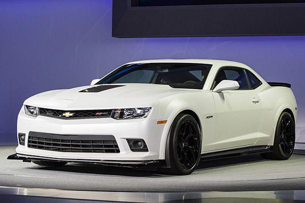 2014 Camaro Z28 Iconic Muscle Car Makes A Comeback Chevrolet