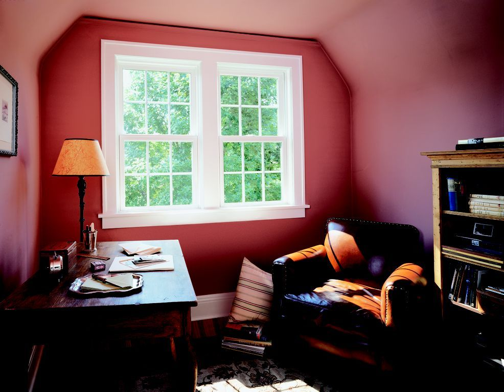 2003 marvin introduces the infinity double hung windows for Marvin window shades cost
