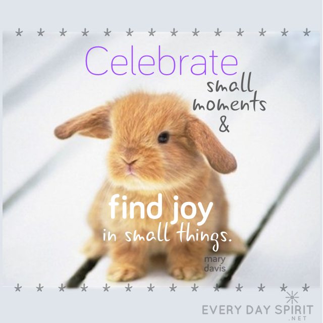 Celebrate the gifts of today! #joy For the app of beautiful wallpapers ~ www.everydayspirit.net xo