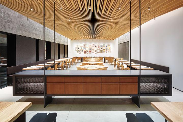 In Situ restaurant by Aidlin Darling Design San Francisco