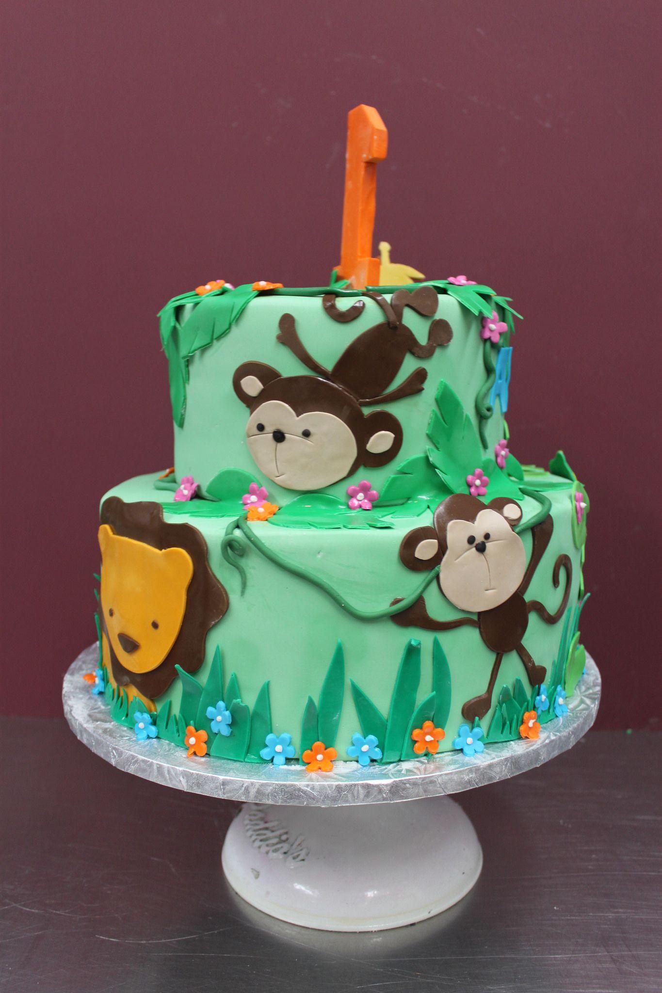 1.2.2015 157 | Cake decorating, Cake, 1st birthday parties